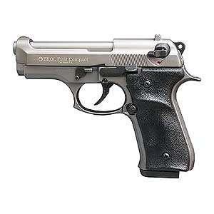 Compact V92F Blank Firing Replica Gun   Fume Finish