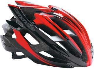 Cannondale Teramo Bicycle Bike Helmet   Gloss Black and Red   2HE02