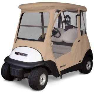 Classic Accessories Club Car Precedent Golf Car Enclosure