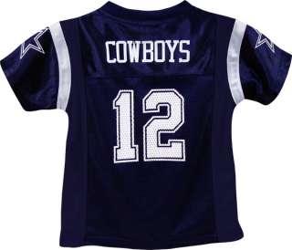 Dallas Cowboys Infant 2 Piece Uniform Set