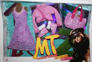 Moxie Teenz Party Fashion Pack Doll Clothes Dress Shoes Outfit NIB