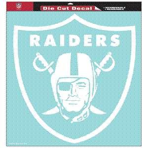 NFL Die Cut DECAL Car Window Sticker   Oakland Raiders, Pittsburgh