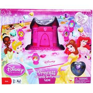 Disney Princess Best Friends Forever Game Games