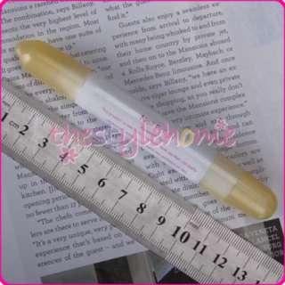 Nail Art Polish Remover Tool Corrector Pen w/ 3 Tips