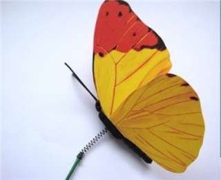 24 Butterfly Wedding Cake Favor Home Decoration 8.5cm