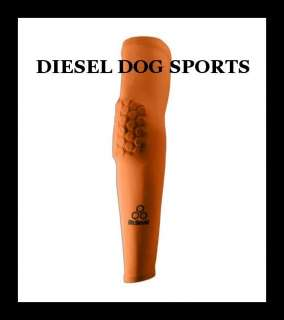 MCDAVID HEXPAD SHOOTER ARM SLEEVE 6500 TEXAS ORANGE