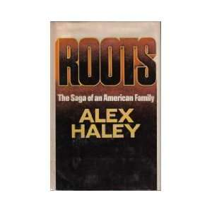 Roots: Alex Haley: Books
