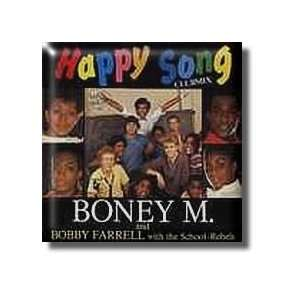 Happy song (1984, feat. Bobby Farrell) / Vinyl Maxi Single