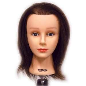 Celebrity Bridgette Budget Cosmetology Human Hair Manikin