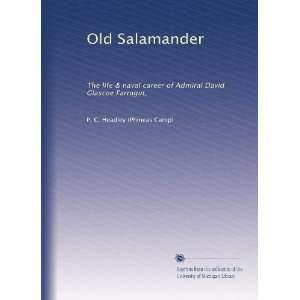 Salamander The life & naval career of Admiral David Glascoe Farragut