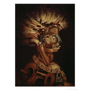 Fire Giclee Poster Print by Giuseppe Arcimboldo, 36x48