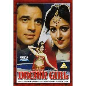 Dream Girl: Ashok Kumar, Dharmendra, Hema Malini: Movies & TV