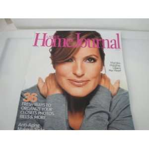 April 2011 (Mariska Hargitay opens her heart.) Kate Lawler Books