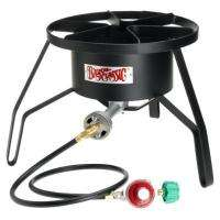 NEW Bayou Classic Outdoor Propane Gas Cooker Camp Stove