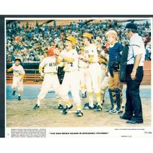 BAD NEWS BEARS IN BREAKING TRAINING WILLIAM DEVANE Home & Kitchen