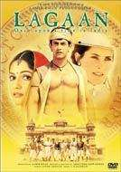 Indian Hindi DVD  Lagaan  Aamir Khan Gracy Singh Rare DVD