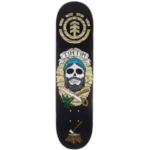 Element Skateboard Deck   Tim Tim Dead End Gang   7.75 x