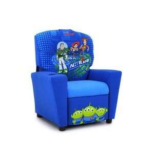 Kidz World Disneys Toy Story 3 Kids Recliner Furniture