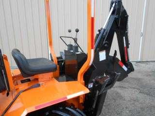 342 Hours Kubota Diesel Mini Tractor Loader Backhoe Excavator