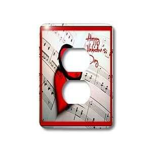 Sheet Music   Happy Valentines Day  our tune, valentine, sheet music