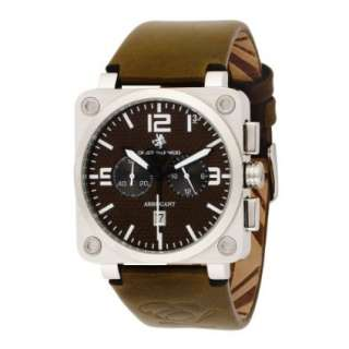 English Laundry Mens AR005 Arrogant Collection Stainless Steel Watch