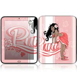 HP TouchPad Decal Skin Sticker   Puni Doll Pink