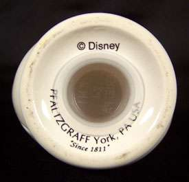 Pfaltzgraff Disney MICKEY MOUSE Hand Pepper Shaker CUTE