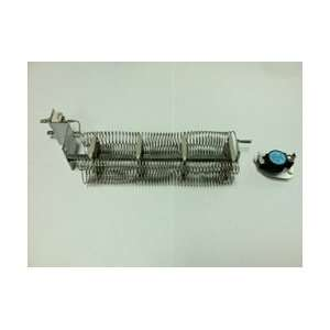 Maytag International Dryer heating Element and Thermostat