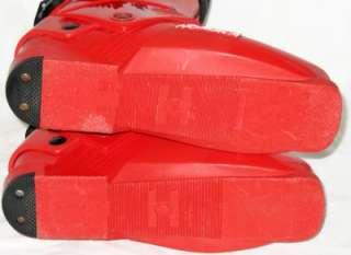 Vintage NORDICA classic REAR ENTRY Downhill SKI BOOTS 27.5 mondo M 9.5