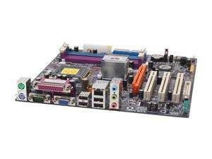 Newegg   ECS P4M800PRO M (1.0) LGA 775 VIA P4M800 PRO Micro ATX