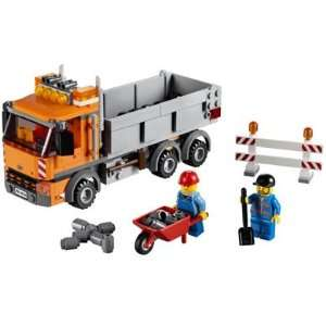 Lego City Tipper Truck   4434: Toys & Games