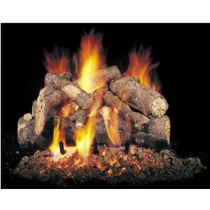 Peterson Gas Logs 24 Inch American Oak Vented Propane Gas