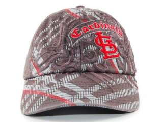 St. Louis Cardinals MLB hat cap Print Fitted New Large