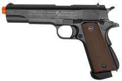 Colt M1911 A1 370FPS CO2 Powered Metal Airsoft Pistol Gun w/ Blowback