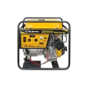 Robin RGV6100   4800 Watt Industrial Portable Generator