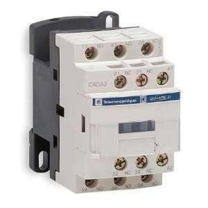 SCHNEIDER ELECTRIC CAD50B7 Relay,Control,IEC,10a