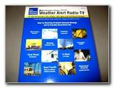Vector VEC136 Elite TV/Lantern/AM/FM Weather Alert Radi